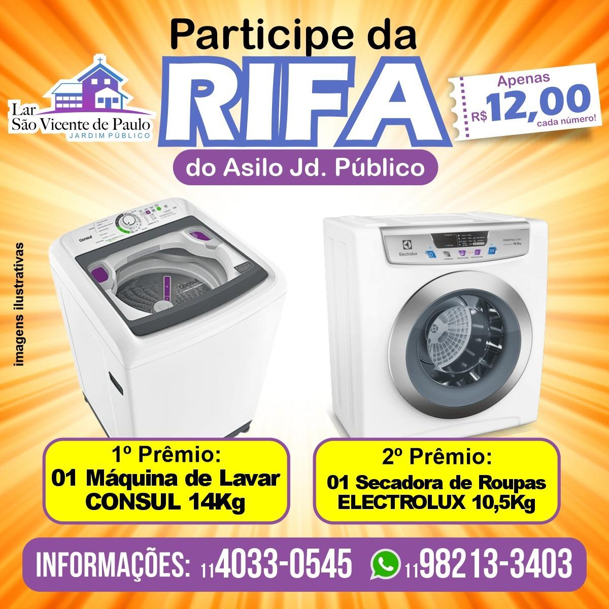 Máquina de Lavar 14kg + Secadora 10,5kg